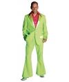 Groen jaren 70 kostuum voor heren