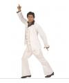 Wit disco fever pak voor heren